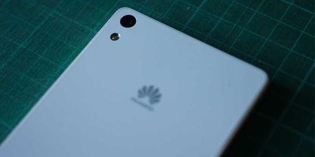 Huawei también tiene curvas