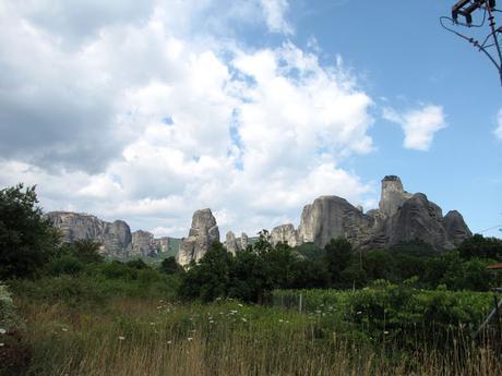 Meteora, vista general