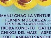 Esperanzah! World Music Festival: Manu Chao, Fermín Muguruza, Chikos Maíz, Amparo Sánchez...