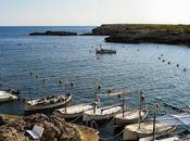 Postales viaje: Menorca 2004