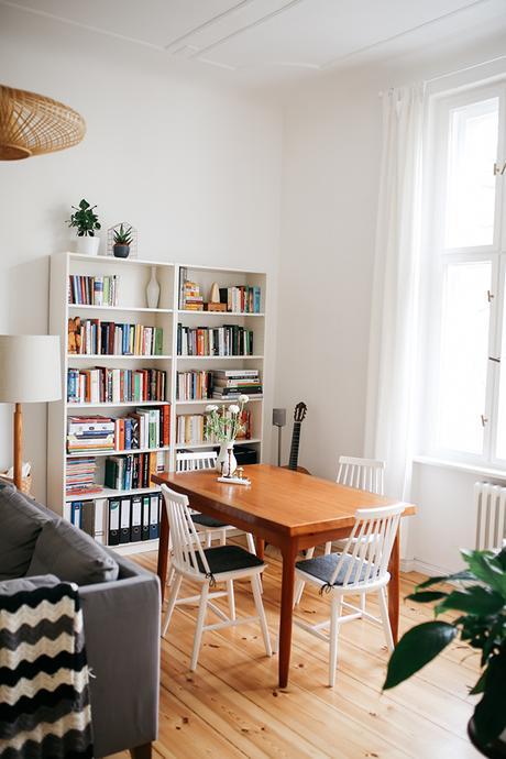El piso de la semana como decorar con paredes con gotel - Pintar paredes con gotele ...