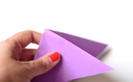 DIY. Origami butterflies