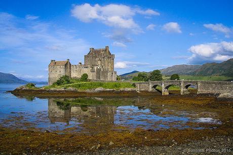 Postales de viaje: Escocia 2004
