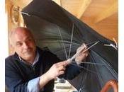 KAZbrella, convirtiendo mundo paraguas revés