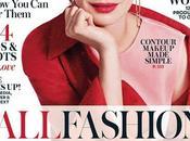 Anne Hathaway posa para portada InStyle