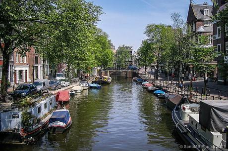 Postales de viaje: Amsterdam 2006
