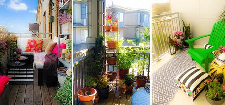 reglas claves en la decoracion de balcones pequeos