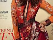 Alessandra Ambrosio seduce Marie Claire Brasil