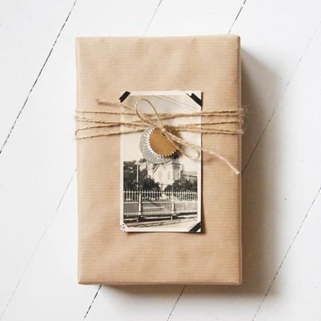 ideas geniales para envolver tus libros de regalo