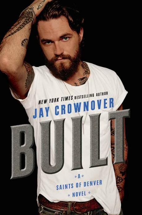 Portada Revelada: Built by Jay Crownover