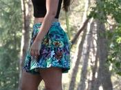 ¡Nuevo look! Shorts estampado tropical BraveSoul