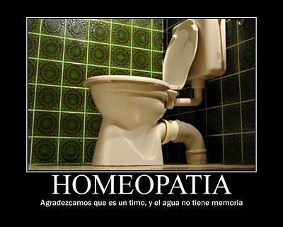Cuando la homeopatía sale de la consulta del médico…