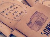 Libretas portadas papel kraf