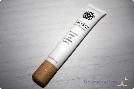 Renewal Antiox Eye Contour Cream de Naobay