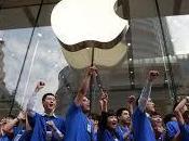 Apple lucha penetrar fuerza China