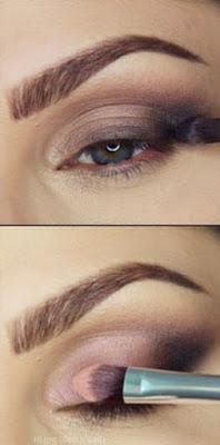 ideas de maquillaje para el da paso a paso