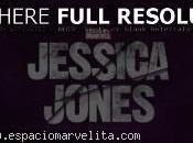 Adelanto Hombre Púrpura nuevo logo Marvel's Jessica Jones