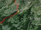 Alto Moncayo, datos, perfil altimetría