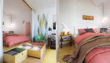 Decoracion de apartamentos peque os 9 tips super for Decoracion hogar apartamentos pequenos