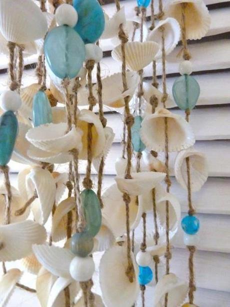 Decoraci n con conchas paperblog - Decoracion con conchas ...