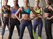 Stella, Elsa, Jasmine, Martha Romee posan nueva campaña deportiva Victoria's Secret