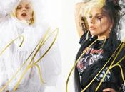 Lady Gaga viste novia prepara para portada Fashion Book