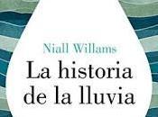 historia lluvia Niall Williams