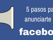 ¿Cómo anunciarse Facebook?