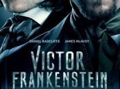 "Póster para ""victor frankenstein"""