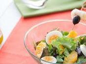 Preparando ensalada perfecta