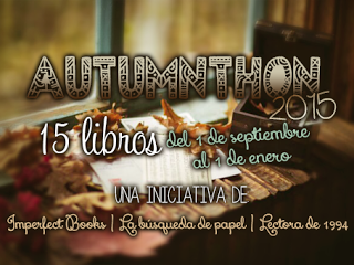 Participo en el #Autumnthon del 2015
