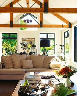Casa estilo rustico campestre en arrowntown paperblog - Casas estilo rustico ...
