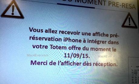 Tenemos fecha para los nuevos  IPhones:  El iPhone 6S y el Plus saldrán el 11 de septiembre