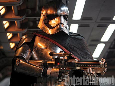 """Una nueva mirada al """"lado oscuro"""" de Star Wars: The Force Awakens"""