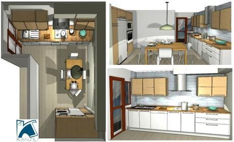 Dise o de una cocina con bajo presupuesto paperblog - Presupuesto de una cocina ...