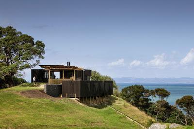 Casa rustica y moderna frente al mar paperblog for Casa moderna frente al mar