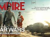 """Segunda nuevas cubiertas empire magazine para """"star wars: despertar fuerza"""""""