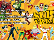SUPER FREAK!: Convención comics Chacarita