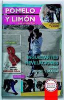 Pequeseña: Pomelo y Limón