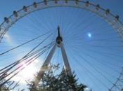 Vistas 360º desde London Eye, noria Londres