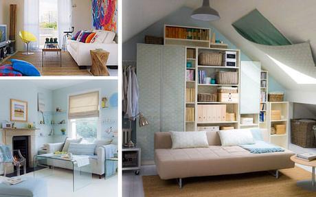 4 sencillos pasos para la decoracion de salones peque os - Decoracion de salones pequenos ...