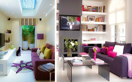 Decoracin salones pequeos interesting decoracion de salones pequenos interesante muebles cuadro - Fotos de salones pequenos ...