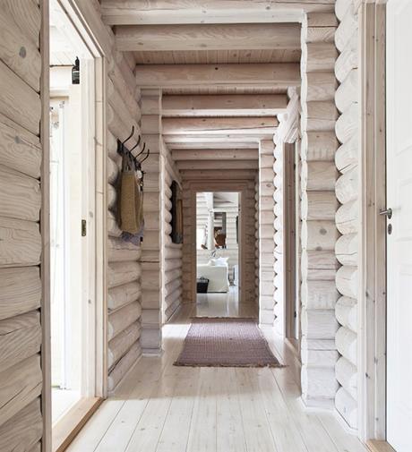Inspiraci n deco vivir en una casa de madera en el campo - Vivir en una casa de madera ...