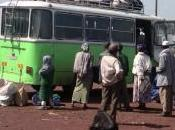 Experiencias viaje transporte público mundo. autobús