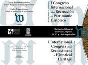 Congreso sobre Recreación Patrimonio Histórico
