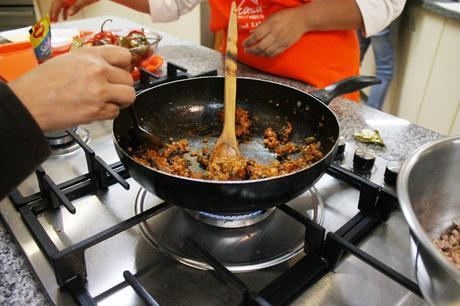 Taller de Cocina En Casa Nestle