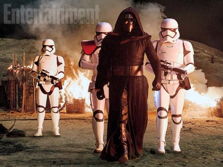 Nueva imagen de Star Wars: The Force Awakens