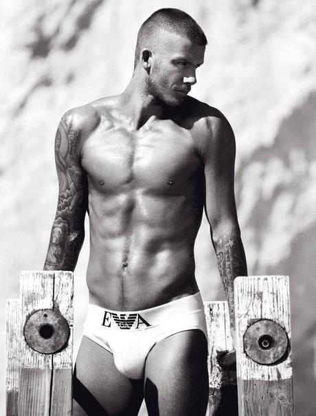 David Beckahm Armani the best mens underwear campaigns by athletes