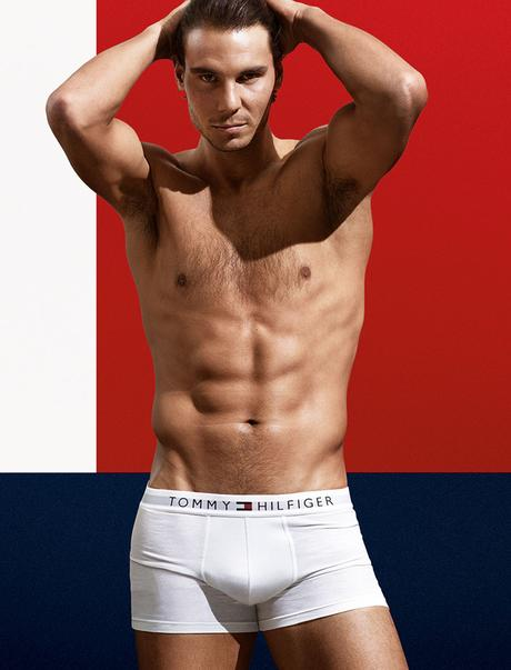 Rafa Nadal Tommy HilfigerThe Best Mens Underwear Campaigns by Athletes