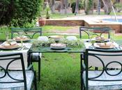 Mesas para disfrutar buena compañia
